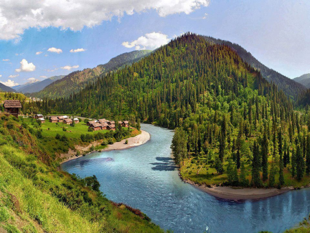 Azad Kashmir Tour Package (7 Days / 6 Nights)