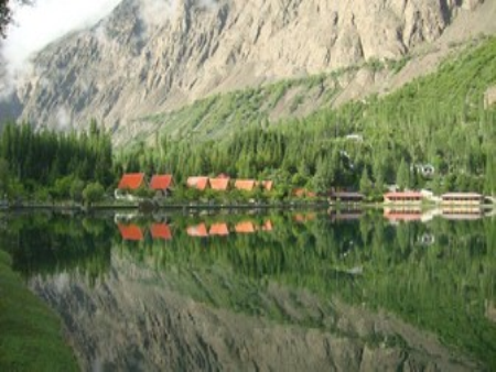 Shangrila Skardu Honeymoon Tour Package (10 Days/9Nights)