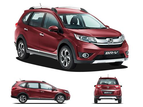 Honda Brv from Islamabad w/o fuel