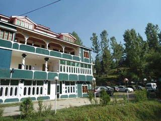 Banjosa Night Bridge Hotel Rawalakot AJK